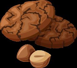 Chocolate chip cookie Hot chocolate Clip art - Cartoon exquisite ...