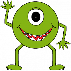 Monster clip art cartoon free clipart images | Hayley and aidan ...