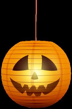 Halloween Pumpkin Lantern PNG Transparent Clip Art Image | Gallery ...
