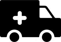 Ambulance Silhouette at GetDrawings.com | Free for personal use ...