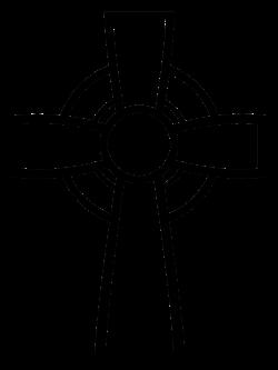 Celtic Cross Custom Shape for Photoshop by bigheadkyle2.deviantart ...
