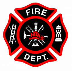 Fireman Bage New Red Hat Cut Free Images At Clker Com Vector Clip ...
