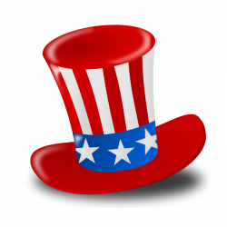 Free 4th of July Clipart - Independence Day Graphics | Holiday ...
