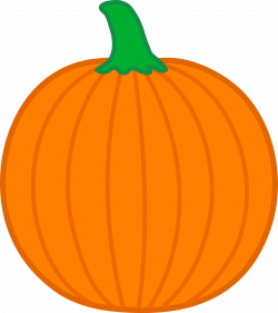 28+ Collection of Round Pumpkin Clipart | High quality, free ...