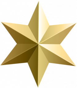 Gold Star Transparent PNG Clip Art Image | backgrounds - graphics ...
