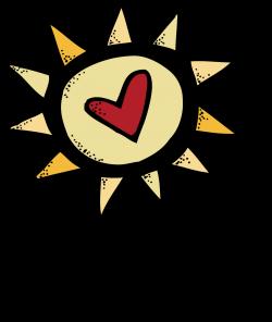 Melonheadz LDS illustrating: Sunshine in my Soul