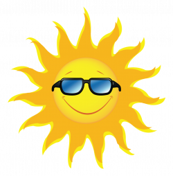 28+ Collection of Sunshine With Sunglasses Clipart | High quality ...