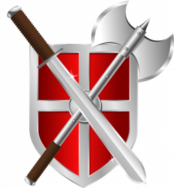Sword And Shield Clipart   Clipart Panda - Free Clipart Images