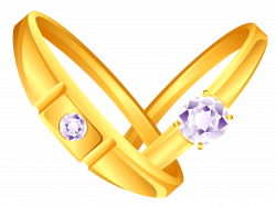 Wedding : Wedding Rings Clipart Interlocking Making Two Clip Art ...