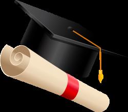 Graduation cap free to use clip art | graduacio | Pinterest | Clip ...