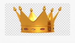King Crown Png Yellow - Transparent Background King Crown ...