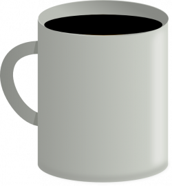 Coffee Cup Black Coffee Clip Art at Clker.com - vector clip art ...