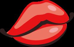 Kiss Cartoon Lip Clip art - Cute kiss 2549*1632 transprent Png Free ...