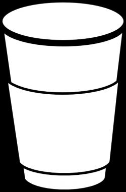 Paper Coffee Cup Clip Art At Clker Com Vector Clip Art ...