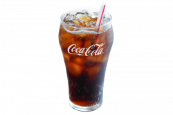 Glass of Cola One | Isolated Stock Photo by noBACKS.com