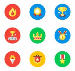 Winner Icons - 6,579 free vector icons