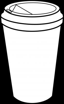 Mug clipart bucket - Pencil and in color mug clipart bucket