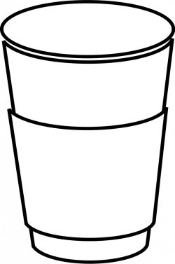Paper coffee cup clipart free clipart images - Clipartix