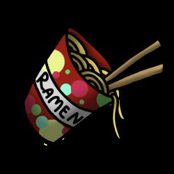 Ramen cup by why-so-cirrus on DeviantArt