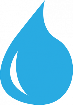 Water clipart - PinArt | Water in a big blue, waterbottle icon ...