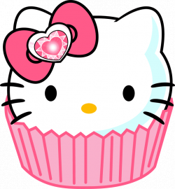 28+ Collection of Number 2 Birthday Clipart Hello Kitty | High ...