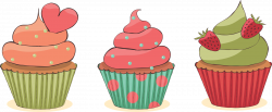 cupcakes desenho vintage - Pesquisa Google | Cupcake | Pinterest ...