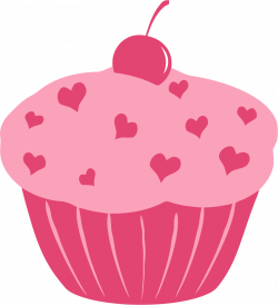 Heart Cupcake Clipart Png - Clipartly.comClipartly.com