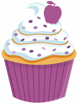 28+ Collection of Rainbow Cupcake Clipart   High quality, free ...