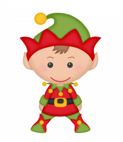 Santa And Elves Clipart at GetDrawings.com | Free for personal use ...
