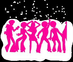 Dancing People Clip Art at Clker.com - vector clip art online ...