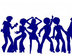 Dance Party PNG HD   PNG Mart