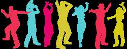 Dance party Nightclub Clip art - Having Fun Pictures 1150*445 ...