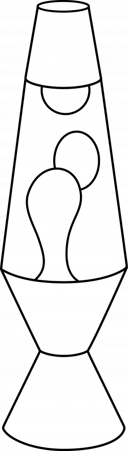 Lava lamp clip art clipart