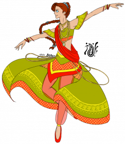 Dancing Clipart indian dance - Free Clipart on Dumielauxepices.net