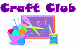 Craft clipart craft club - Graphics - Illustrations - Free Download ...