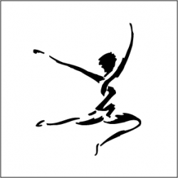 lyrical%20dancer%20clipart | Dance photos | Dance art, Dance ...