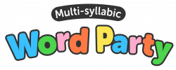 MultiSyllabic Word Party! (App Review & Giveaway!)