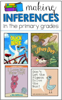 Making Inferences Lessons and some FREEBIES! | Pinterest | Making ...