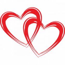 Hearts heart clip art heart images 2 - Clipartix | Hearts ♥ L♥ve ...