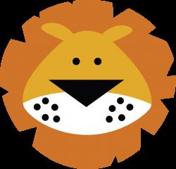 lion face (MISS KATE CUTTABLES) | scrapbook animals | Pinterest ...