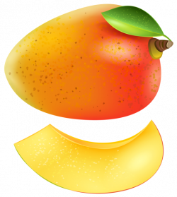 Mango Transparent PNG Clip Art Image | Gallery Yopriceville - High ...