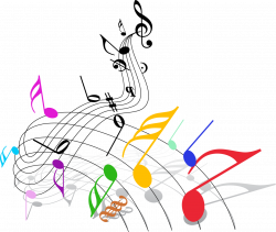 Musical note Musical theatre Clip art - music notes 1280*1085 ...