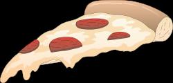 Pizza Slice Clip Art No Background | Clipart Panda - Free Clipart Images