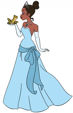 The Princess and the Frog Clip Art | Disney Clip Art Galore