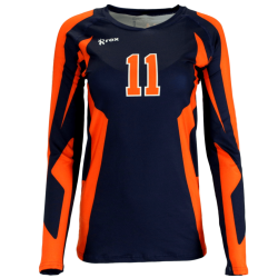 Absolute Custom Sublimated Volleyball Jersey| Design Studio| Rox ...