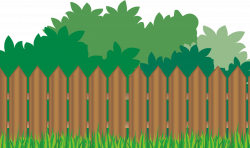 Horizontal Wood Fence Clip Art | Wooden Thing