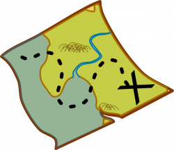 Map Icons Clipart