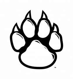 wolf paw print clip art - Google Search | shapes - line | Pinterest ...