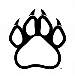 Paw Print Outline Clip Art Cliparts Co | resilience | Pinterest ...