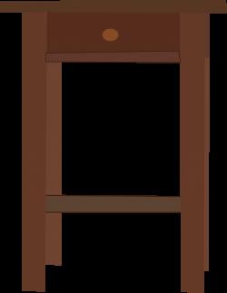 Clipart - Endtable 3